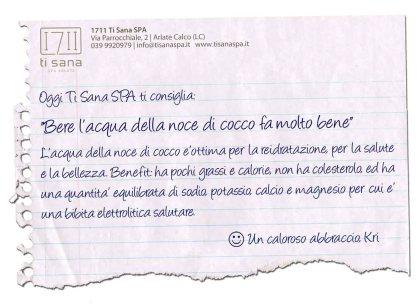 Groupon 1711 ti sana detox retreat spa pagina 8 for Pacchetti soggiorno regalo